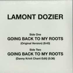 Lamont Dozier - GOING BACK...