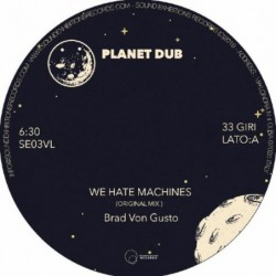 Brad Von Gusto - Planet dub...