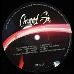 Various - Channel six 001